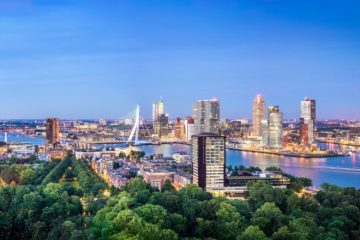 friends group in rotterdam - inntel hotels - tips from local experts